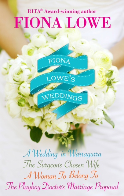 Fiona Lowe's Weddings